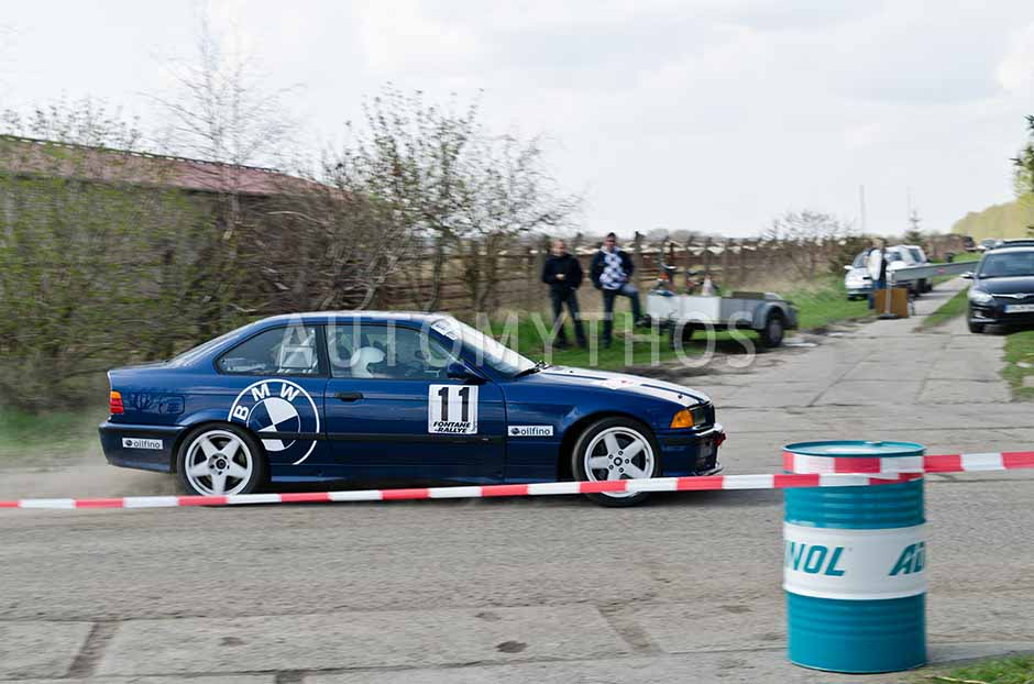 Automythos | 13. Fontane Rallye 2012 | 11 | Helge Tamm & Anja Lange | BMW M3 E36