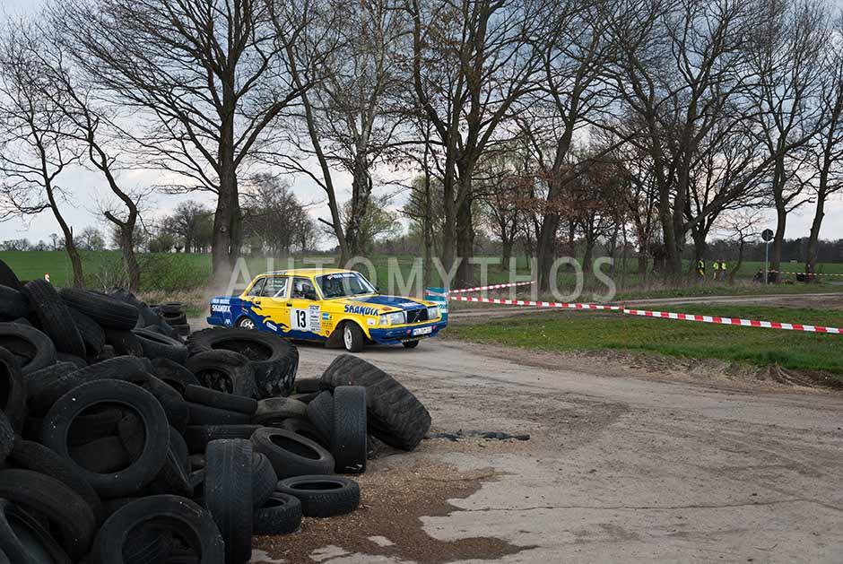 Automythos | 13. Fontane Rallye 2012 | 13 | Silvio Molitor & Jan Bernstein | Volvo 244