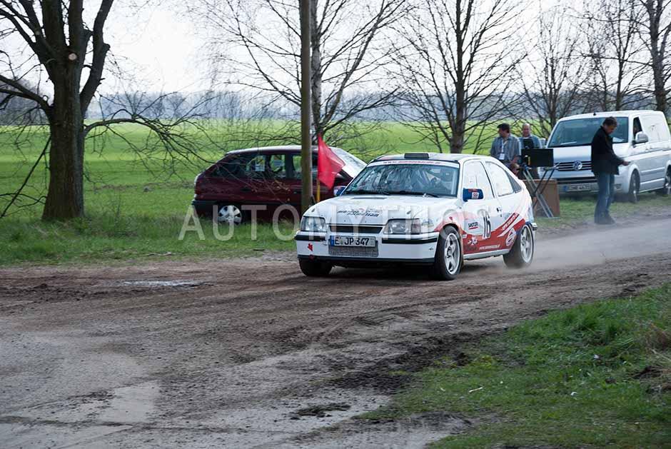 Automythos | 13. Fontane Rallye 2012 | 16 | Björn Leiß & Jörg Fuhsy | Opel Kadett GSi