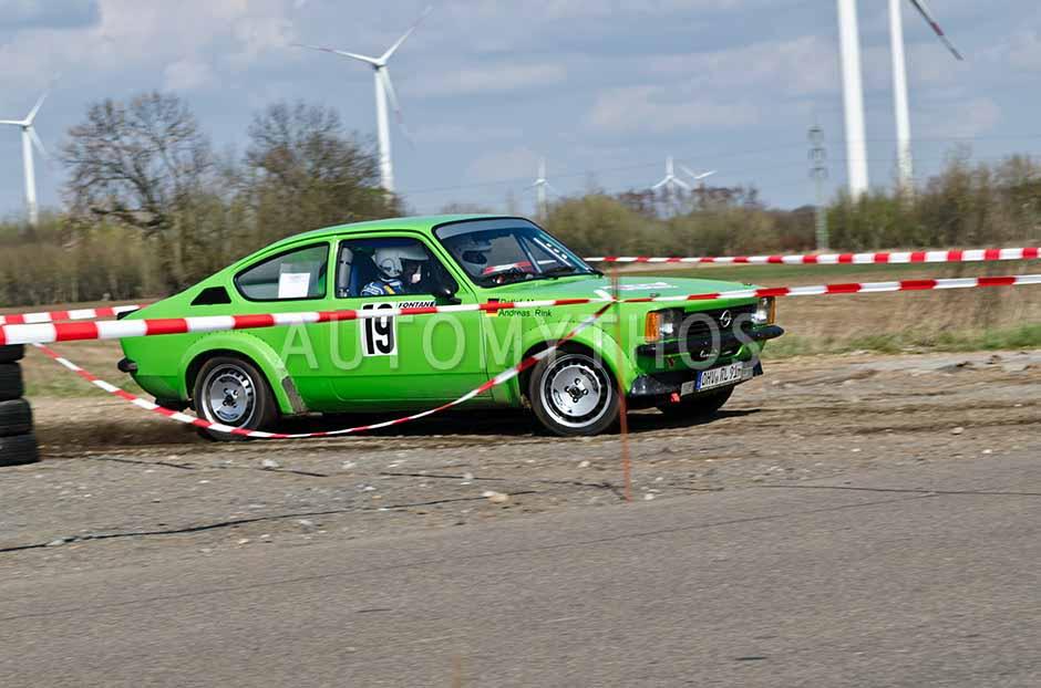 Automythos | 13. Fontane Rallye 2012 | 19 | Andreas Rink & Detlef May | Opel Kadett C