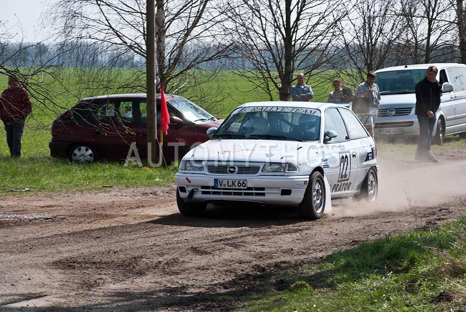 Automythos | 13. Fontane Rallye 2012 | 22 | Marcel Ludewig & Lars Kober | Opel Astra