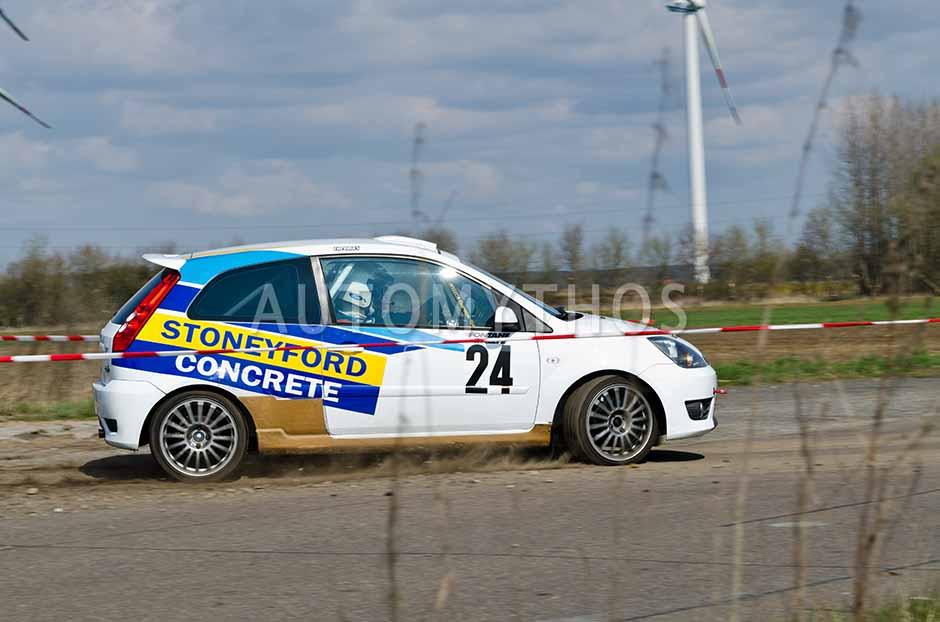 Automythos   13. Fontane Rallye 2012   24   Robert Lanzke & Hubertus Schulze   Ford Fiesta ST