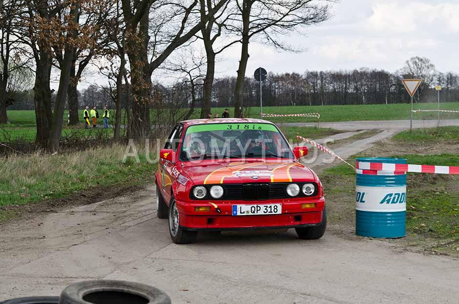 Automythos | 13. Fontane Rallye 2012 | 26 | Beatrix Szabo & Ulf Kühn | BMW 318is E30
