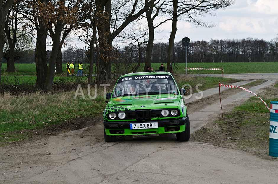 Automythos | 13. Fontane Rallye 2012 | 27 | Ronny Rutt & Cornelia Klier | BMW 318is E30