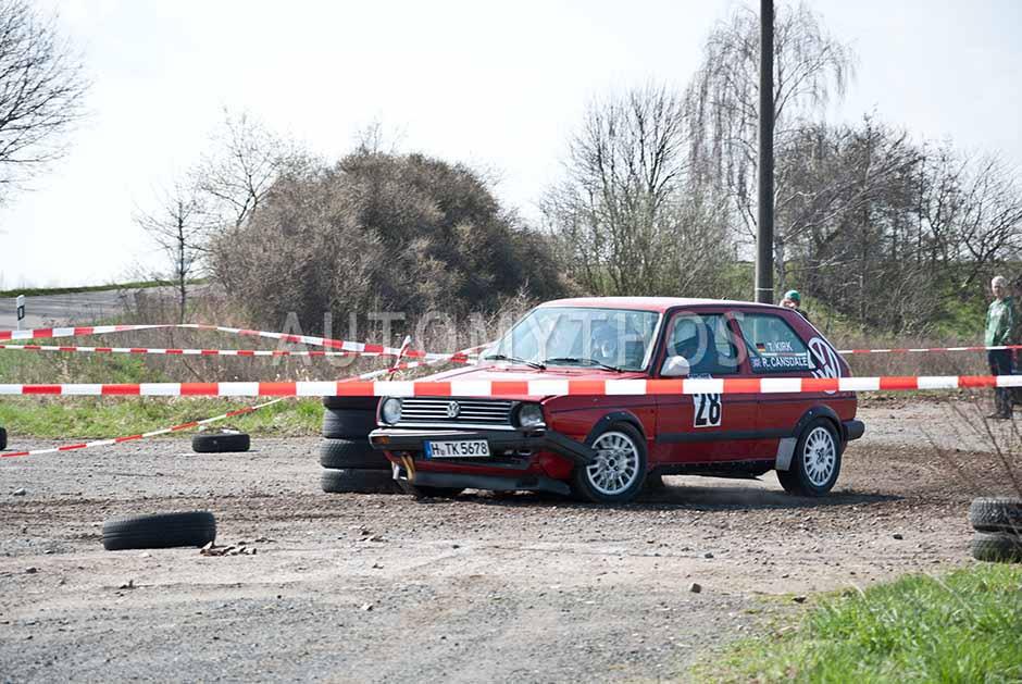 Automythos | 13. Fontane Rallye 2012 | 28 | Thomas Kirk & Richard Cansdale | Volkswagen Golf II GTI 16V