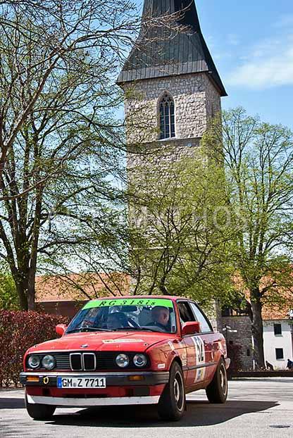 Automythos | 42. Roland Rallye 2012 | 52 | Stefan Zantis & Constanze Hartmann | BMW 318is E30