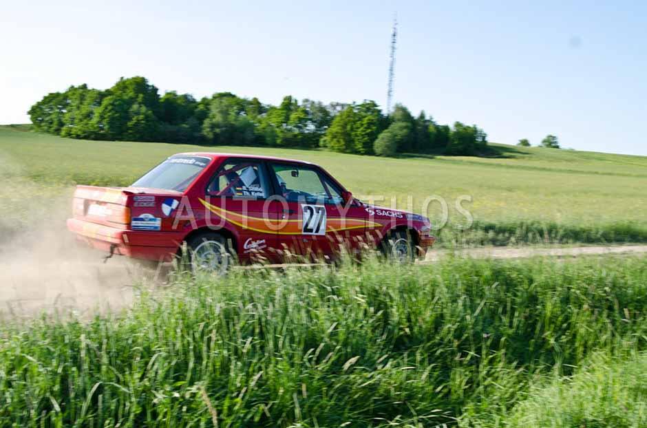 Automythos | 7. Mittelsachsen Rallye 2012 | 27 | Beatrix Szabo & Thomas Keller | BMW 318is E30