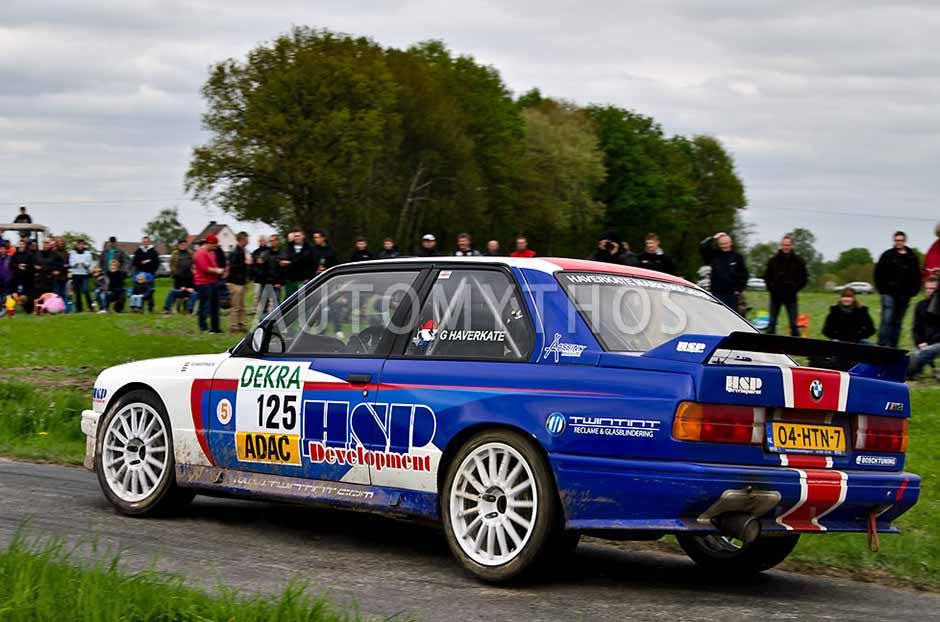Automythos | 25. Pegasus Rallye Sulinger Land 2012 | 125 | Ger Haverkate & Chris Aaltink | BMW M3 E30