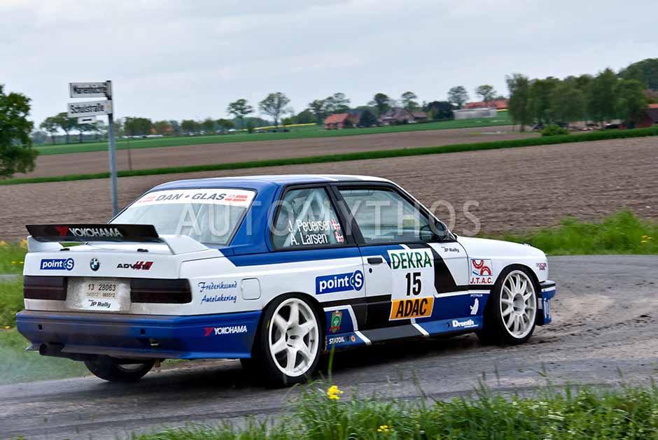 Automythos | 25. Pegasus Rallye Sulinger Land 2012 | 15 | Johnny Pedersen & Arly Larsen | BMW M3 E30
