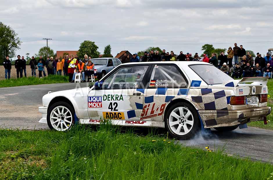 Automythos | 25. Pegasus Rallye Sulinger Land 2012 | 42 | Udo Schiffmann & Michael Knaack | BMW M3 E30