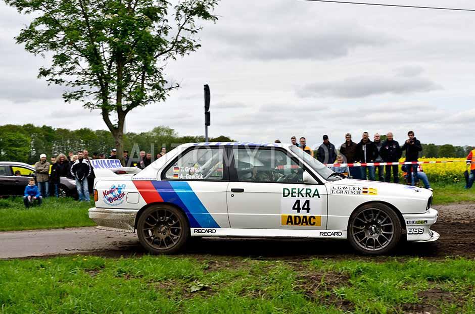 Automythos | 25. Pegasus Rallye Sulinger Land 2012 | 44 | Timo Grätsch & Alexandra Gawlick | BMW M3 E30