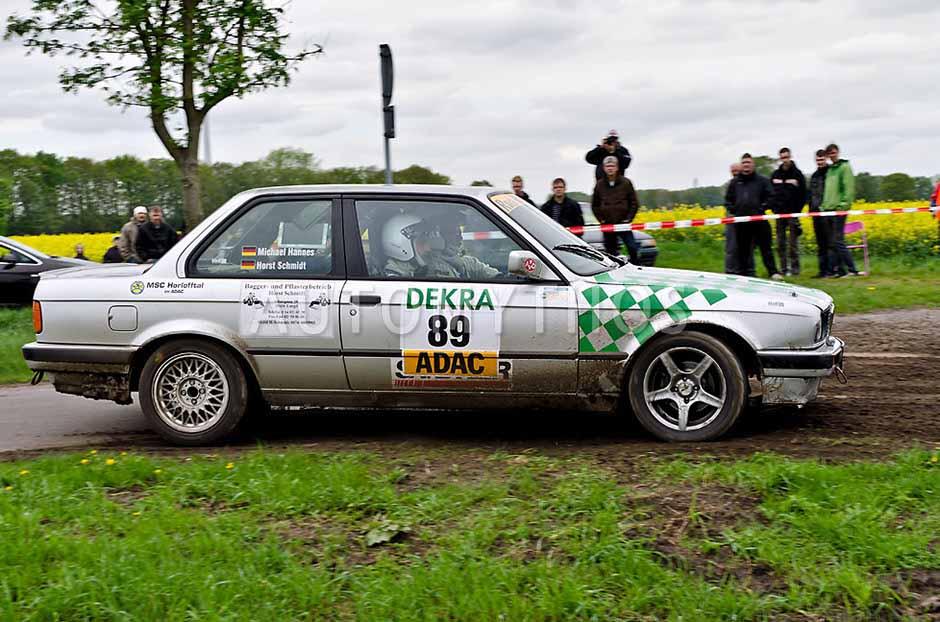 Automythos | 25. Pegasus Rallye Sulinger Land 2012 | 89 | Horst Schmidt & Michael Hannes | BMW 318iS E30