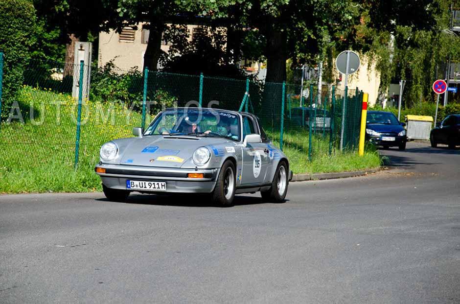 Automythos | 2. Avus Classic Rallye 2012 | 115 | Olav Klopfer & Holger Kühn | Porsche Carrera Targa 2.7