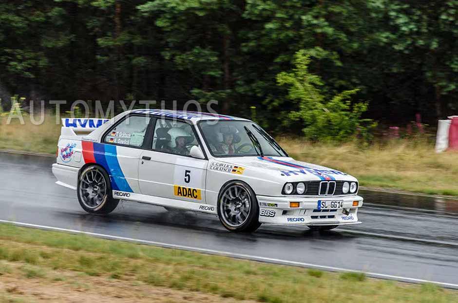 Automythos | 3./4. Rallye-Sprint Groß Dölln 2012 | 5 | Timo Grätsch & Alexandra Gawlick | BMW M3 E36