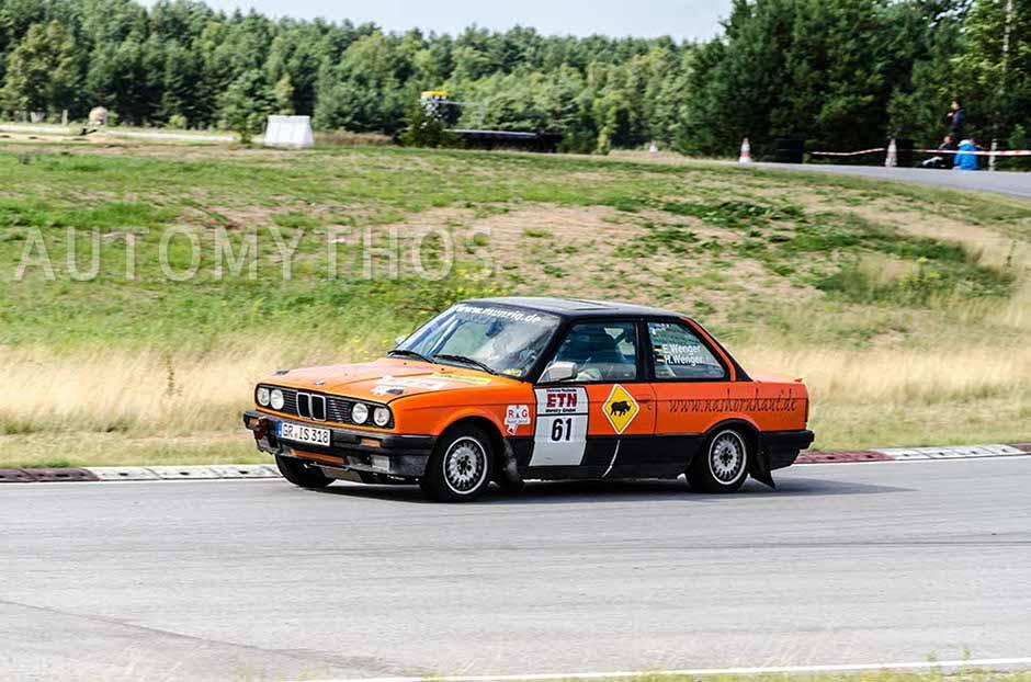 Automythos | 3./4. Rallye-Sprint Groß Dölln 2012 | 61 | Enrico Wenger & Heiko Wenger | BMW 318is E30