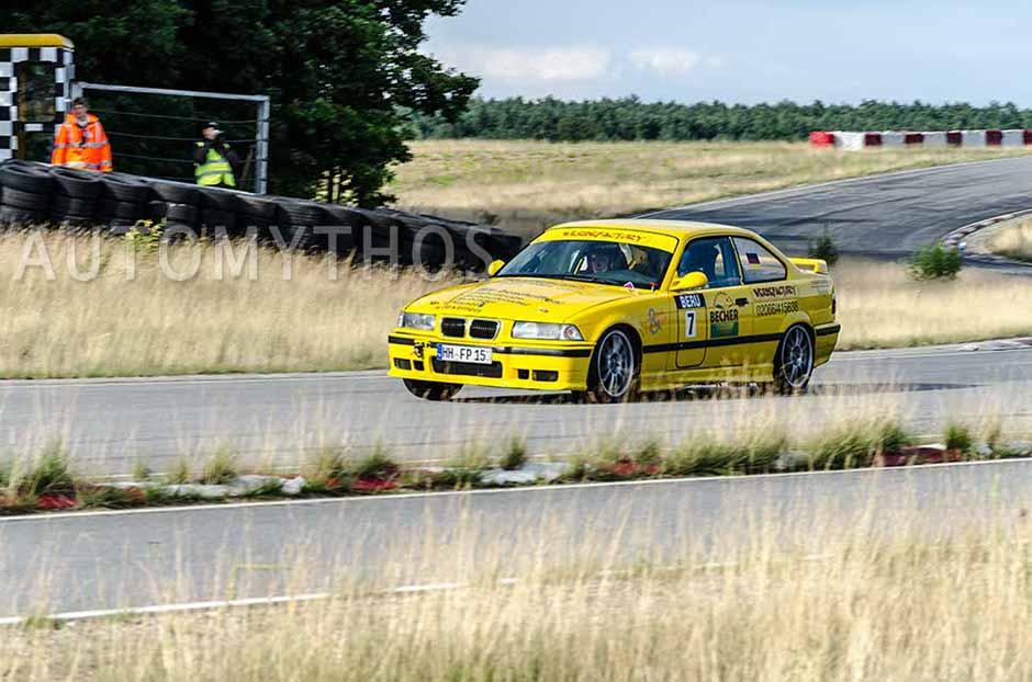 Automythos | 3./4. Rallye-Sprint Groß Dölln 2012 | 7 | Fabian Pirrone & Janik Buck | BMW M3 E36