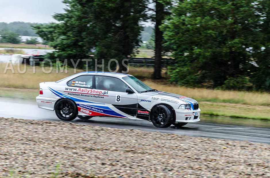 Automythos | 3./4. Rallye-Sprint Groß Dölln 2012 | 8 | Marc Bach & Patrick Hoßbach | BMW M3 E36