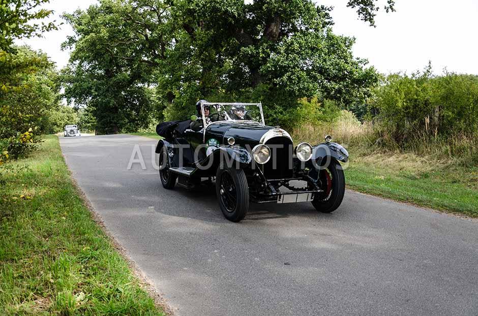 Automythos | 5. Hamburg Berlin Klassik 2012 | 1 | Andreas Hornig & Michael Brandner | Bentley 3 Litre Speed-Model