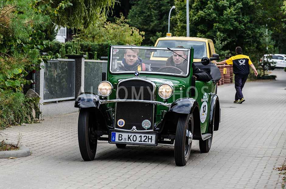 Automythos | 5. Hamburg Berlin Klassik 2012 | 13 | Alexander Haller & Willi Ibbeken | BMW 3/20 AM4
