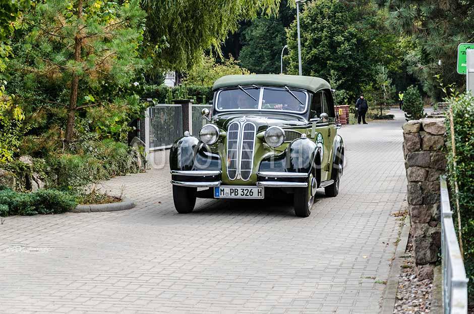 Automythos | 5. Hamburg Berlin Klassik 2012 | 18 | Christian Steiger & Peter Michaely | BMW 326 Cabriolet