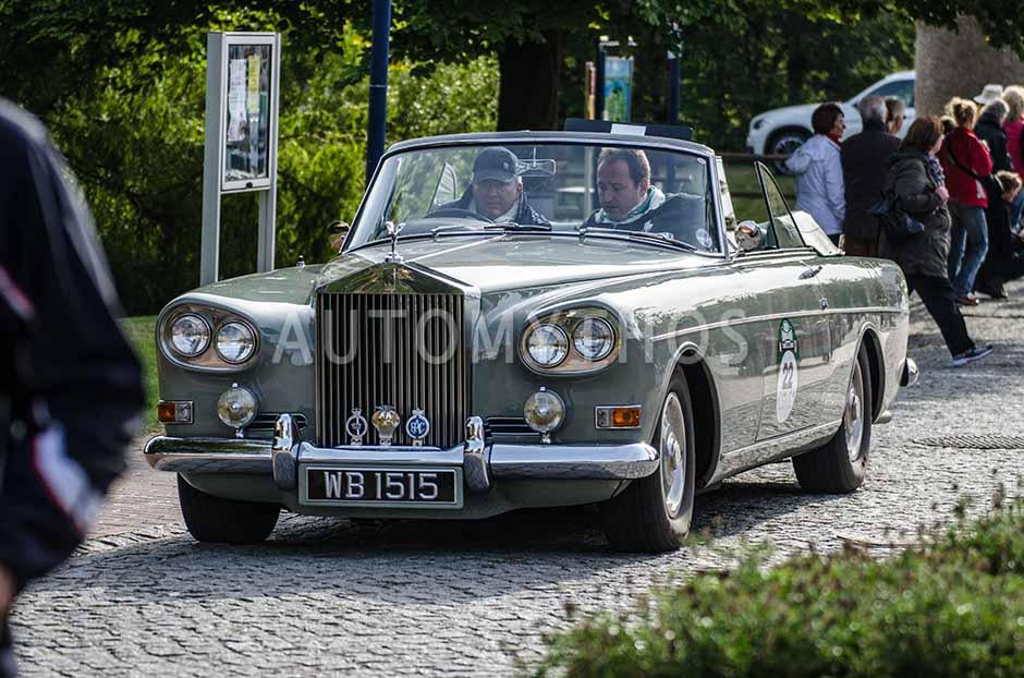 Automythos | 5. Hamburg Berlin Klassik 2012 | 22 | Carl Wallner & Thomas Geiger | Rolls-Royce Silver Cloud MKIII Mulliner Park Ward
