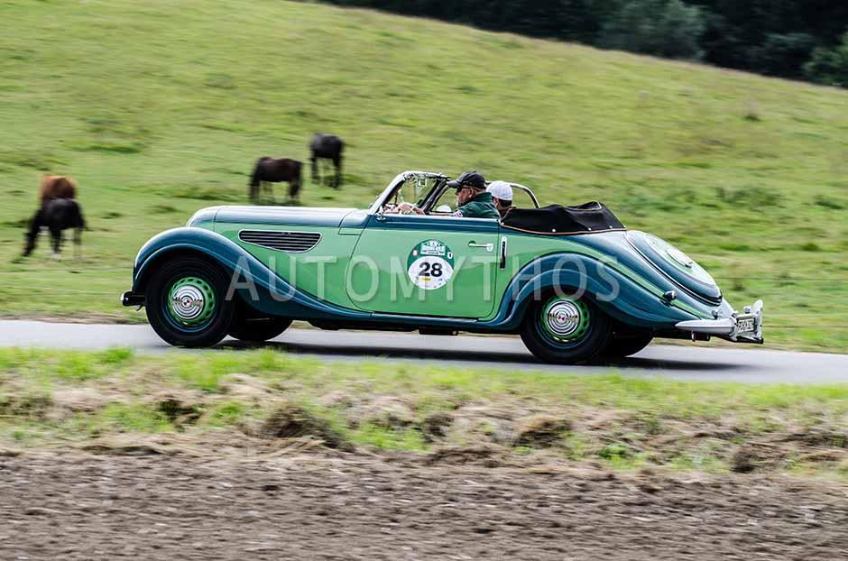 Automythos | 5. Hamburg Berlin Klassik 2012 | 28 | Michael Heck & Sigrid Heck | EMW 327/2