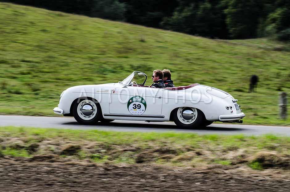 Automythos | 5. Hamburg Berlin Klassik 2012 | 39 | Christian Heumann & Volker Dreve | Porsche Pre A 356 Speedster