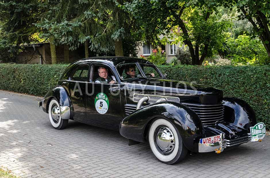 Automythos | 5. Hamburg Berlin Klassik 2012 | 5 | Bernd Wieland & Stefan Mayer | Cord 812