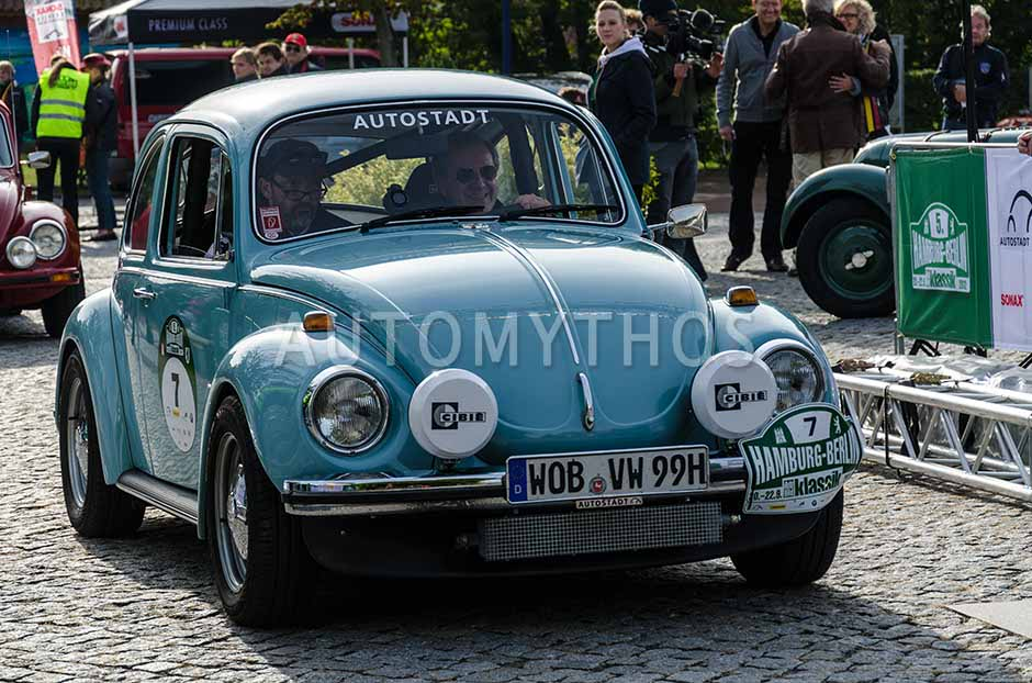 Automythos | 5. Hamburg Berlin Klassik 2012 | 7 | Jan Hofer & Michael Roll | Volkswagen Käfer 1302