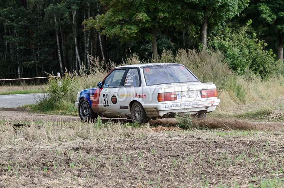 Automythos | 6./7. Wedemark Rallye 2012 | 32 | Sebastian Klett & René Sebesta | BMW 318is E30