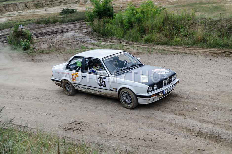 Automythos | 6./7. Wedemark Rallye 2012 | 35 | Clemens Wölpern & Günter Bade | BMW 318is E30