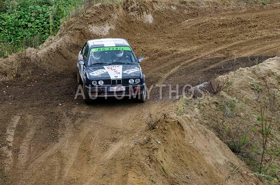Automythos   6./7. Wedemark Rallye 2012   41   Norbert Schneider & Markus Genthe   BMW 318is Cup E30