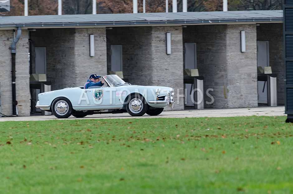 Automythos | 1. Herbstfahrt Berlin 2012 | 1 | Roland Wiemann & Günter Scheffel | Alfa Romeo Giulietta Spider