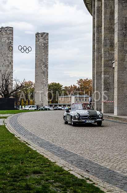Automythos | 1. Herbstfahrt Berlin 2012 | 2 | Ingmar Pering & Martin Kuschel | Mercedes-Benz W121 BII 190 SL