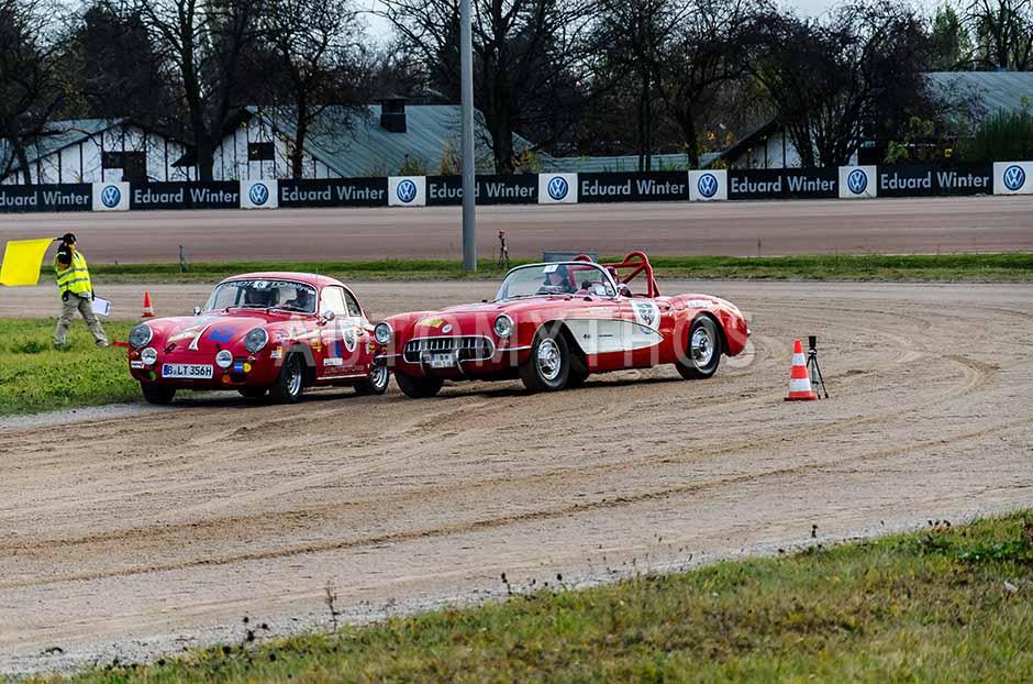 Automythos | 1. Herbstfahrt Berlin 2012 | 6 | Thomas Lundt & Silvia Lundt | Porsche 356 B 1600