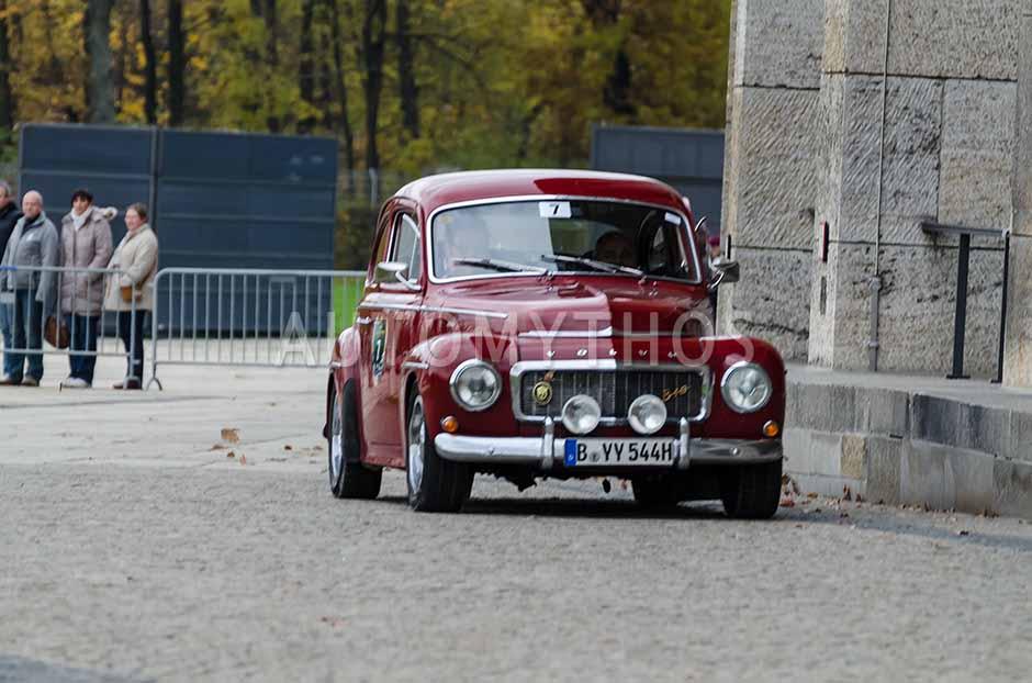 Automythos | 1. Herbstfahrt Berlin 2012 | 7 | Jürgen Riethmüller & Carsten Lensch | Volvo PV544 Sport