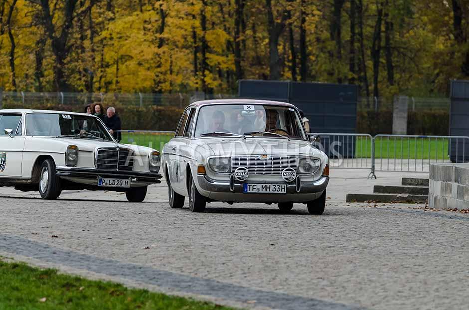 Automythos | 1. Herbstfahrt Berlin 2012 | 8 | Roman Dietrich & Anja Prager | Ford Taunus