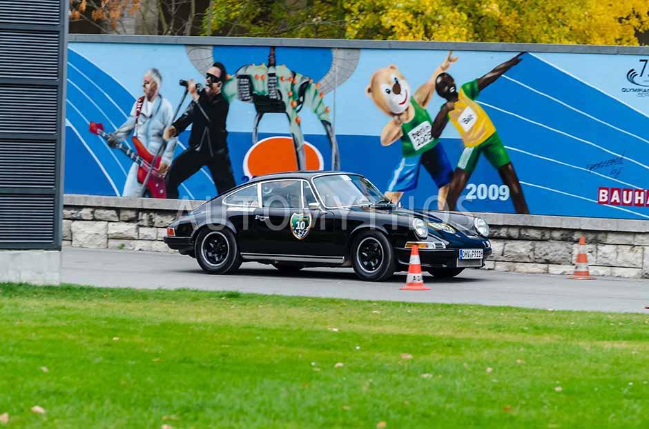 Automythos | 1. Herbstfahrt Berlin 2012 | 10 | Andreas Schulz & Roger Schettling | Porsche 911 E