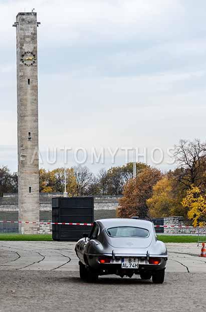 Automythos | 1. Herbstfahrt Berlin 2012 | 12 | Andreas Lindner & Jürgen Fiedler | Jaguar E-Type
