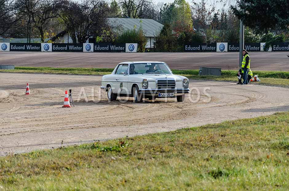 Automythos | 1. Herbstfahrt Berlin 2012 | 17 | Dennis Schumacher & Kai-Gunter Schuhmacher | Mercedes-Benz W115 250 CE /8