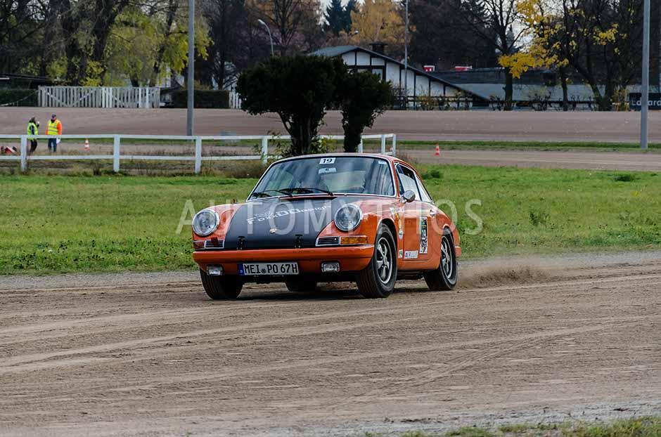 Automythos | 1. Herbstfahrt Berlin 2012 | 19 | Andreas Pomplun & Susan Christine Fuchs | Porsche 911