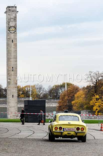 Automythos | 1. Herbstfahrt Berlin 2012 | 20 | Jörg Uwe Hinz & Ralf Schlerfer | Opel GT