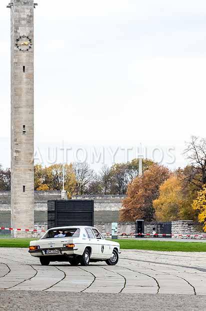 Automythos | 1. Herbstfahrt Berlin 2012 | 21 | Günter Schmidt & Rolf Janowski | Opel Admiral B