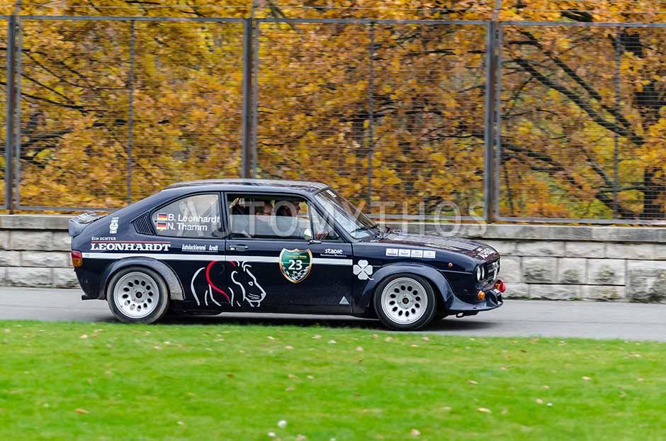 Automythos | 1. Herbstfahrt Berlin 2012 | 23 | Björn Leonhardt & Norbert Thamm | Alfa Romeo Alfasud 1.5 ti