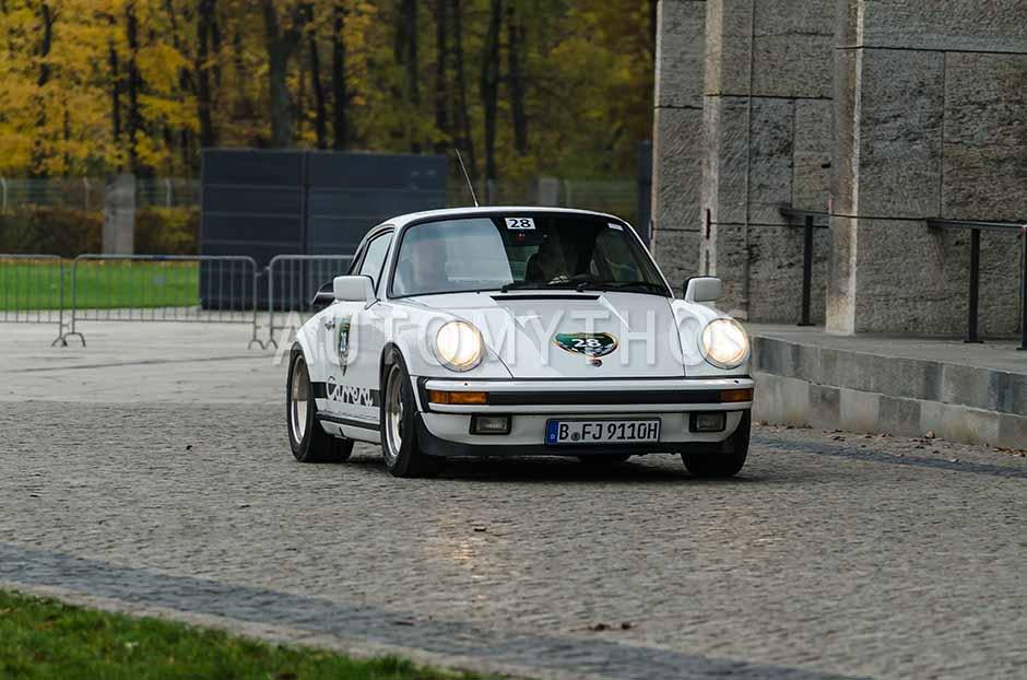Automythos   1. Herbstfahrt Berlin 2012   28   Ralf Jungnickel & Frank Jungnickel   Porsche 911 SC 3.0