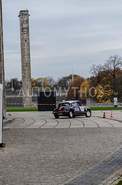 Automythos | 1. Herbstfahrt Berlin 2012 | 32 | Marc Großkreutz & Marco Rimbach | Citroën DS 21