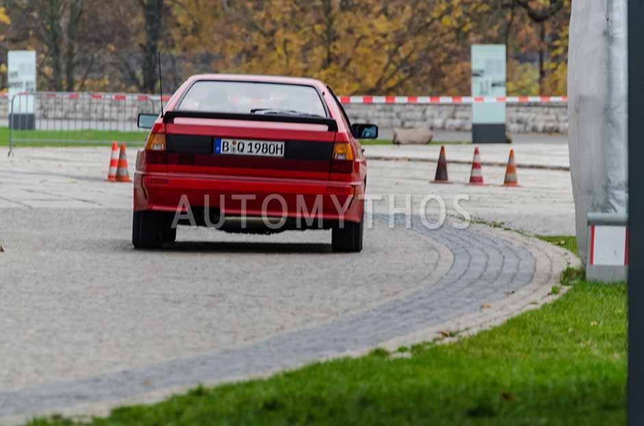 Automythos | 1. Herbstfahrt Berlin 2012 | 33 | Gunnar Kraatz & Bernd Reibeholz | Audi Urquattro Coupé