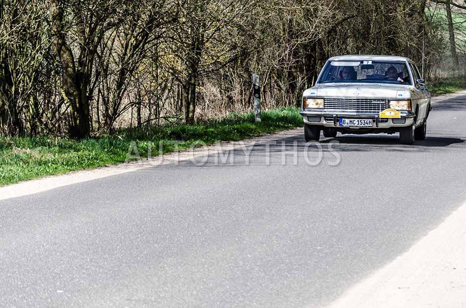 Automythos | 9. VBA Ausfahrt 2013 | 7 | Günter Schmidt & Rolf Janowski | Opel Admiral B