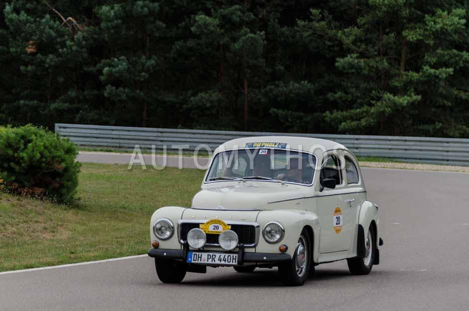 Automythos | 3. Avus Classic Rallye 2013 | 20 | Peter Rumpfkeil & Patricia Rumpfkeil | Volvo PV544
