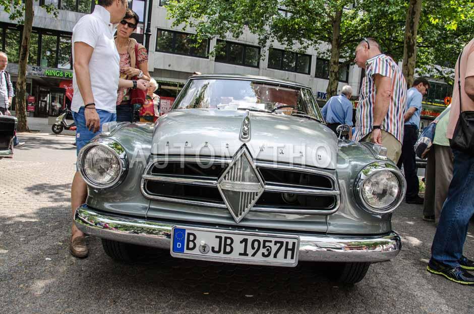 Automythos | Classic Days Berlin 2013 | Borgward Isabella Coupé